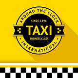 Taxi badge 13