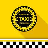 Taxi badge 16