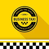 Taxi badge 15