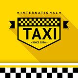 Taxi badge 17