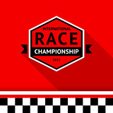 Racing badge 03