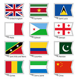 Flags of world-07