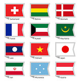 Flags of world-05