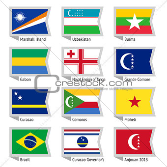 Flags of world-11