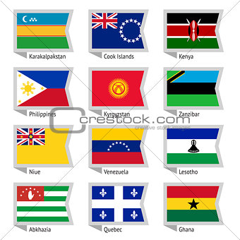 Flags of world-16