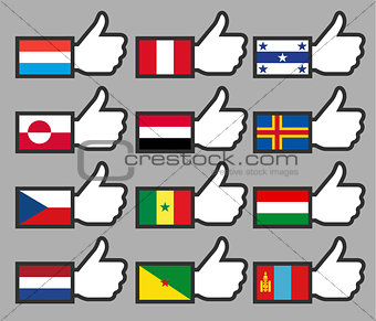Flags in the Thumbs up-04