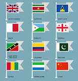 Flags set four-07
