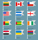 Flags set four-01