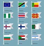Flags set four-03