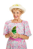 Southern Belle with Mint Julep
