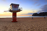 South Avoca Beach sunrise