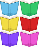 Colorful Books Pack