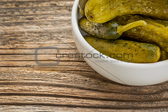 cucumber pickles side dish