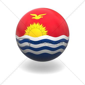 Kiribatian flag