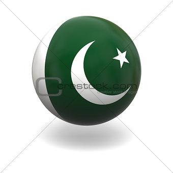 Pakistanian flag