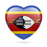 Heart icon of Swaziland