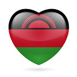 Heart icon of Malawi