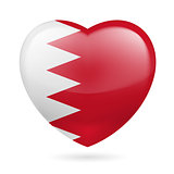 Heart icon of Bahrain