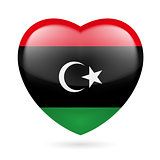 Heart icon of Libya