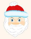 Head Santa Claus