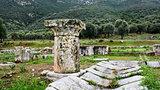 Ancient Troizina Ruins, Greece