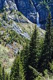 Alpine mountain view (Vorarlberg,Austria)