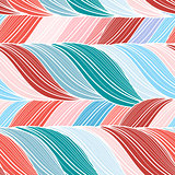 graphic pattern abstraction