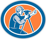 Surveyor Geodetic Engineer Total Station