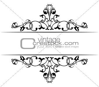 black ottoman serial patterns twenty-two