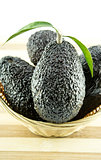 Black Ripe Avocados