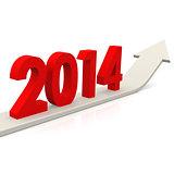 Arrow up 2014