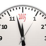 Clock 2015