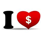 I love dollar