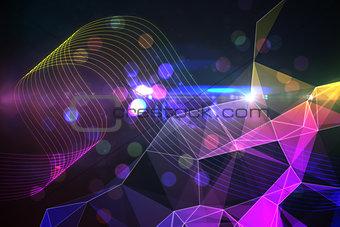 Digital disco design