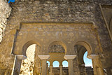 Arches in Medina Azahara