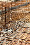 Construction site detail