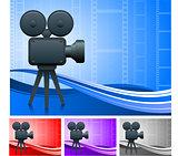 Film Camera Set