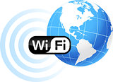Global Communication with wifi