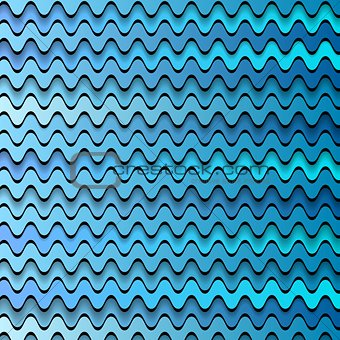 Vector waves design
