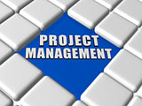 project management in boxes