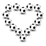 Love for Soccer