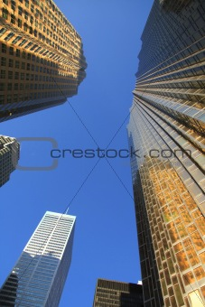 Office towers
