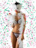 carnival in white 