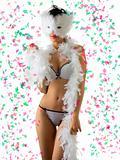 carnival in white