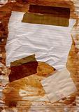 Grunge Scrap Paper