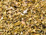 Dried Oregano Background