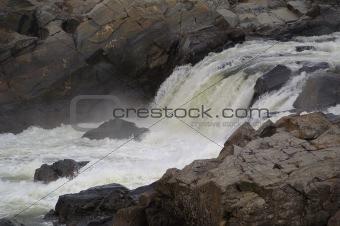 Great Falls Close Up