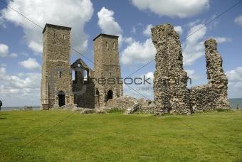Reculver Abbey