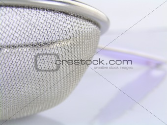 absrtact of strainer