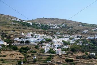 Greek Island Villages